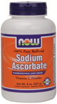 Sodium Ascorbate Powder Vegetarian - 8 oz., NOW Foods