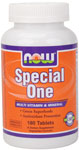 Special One Multiple with Green Superfoods - 180 Tabs, NOW Foods
