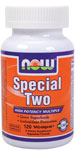 Special Two Multiple Vitamin- 120 VCaps, NOW Foods