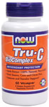 Tru-C BioComplex - 60 VCaps, NOW Foods