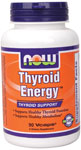 Thyroid Energy - 90 VCaps, NOW Foods
