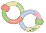 Infinity Teether Rattle