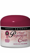 Eternal Woman Progesterone Cream Tube, 4 oz Cream, Source Naturals