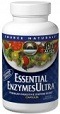 Essential EnzymesUltra, 90 Vegetable Capsules, Source Naturals
