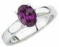 Bold Stunning 1 carat Vivid Color Change GEM Grade Natural Alexandrite Engagement Solitaire Gold Ring for SALE, 7.00 x 5.00 mm