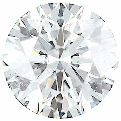 0.25 Carat Total Weight Genuine Diamond Parcel 10 Pieces, 1.00 - 2.73 mm Size Range  SI2/3 Clarity - G-H Color