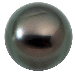 Loose Tahitian Pearls in  Medium Dark AA Grade