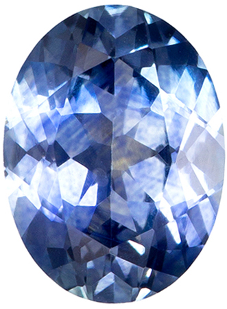 Excellent Oval Cut Blue Green Sapphire Loose Gem, Teal Tinged Blue, 7.4 x 5.5 mm, 1.2 carats