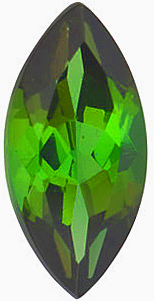 GREEN TOURMALINE Marquise Cut Gems  - Calibrated