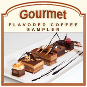 Gourmet Flavored Coffee Sampler