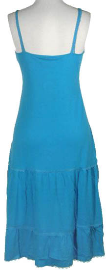 "Sweetees Blue ""Evita"" Dress"