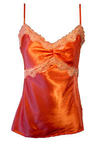 "Sweetees ""Chrissy"" Orange Cami"