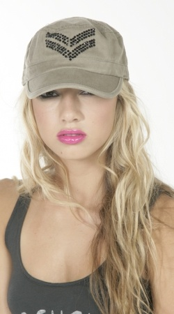 Brokedown Chevron Cadet Hat (2 Colors Available)