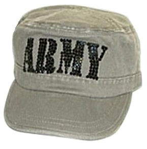 Brokedown Army Cadet Hat