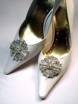"Absolutely Audrey ""Zoe"" Shoe Clip"