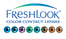 Ciba Vision Freshlook Colorblends Non Prescription Cosmetic Contact Lens