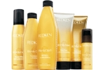 Redken Haircare Blonde Glam <br>( Blonde Glam  Brightening & Refinement for all types of blondes)