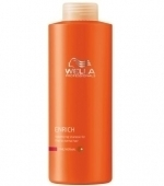 Wella Professionals Enrich Moisturizing Shampoo for Coarse Hair 33.8 oz