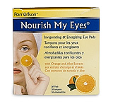 Fran Wilson Nourish My Eyes Invigorating & Energizing Pads with Orange and Aloe Extracts
