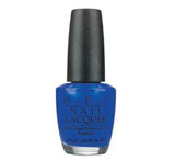 OPI # NL B24<br>Blue My Mind