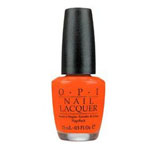 OPI #NL B39 <br>Atomic Orange