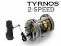 Shimano Tyrnos 30 2-Speed Reel Mfg# TYR-30II