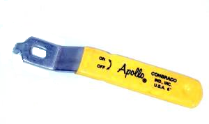 "Apollo S.S Handles (1/4""-2"")"