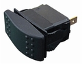 Sea-Dog Contura Rocker Switch 12V