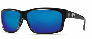 Costa 580G Cut Sunglasses: Squall / Blue Mirror Mfg#UT-47-OBMGLP