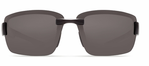 Costa 580P Galveston Sunglasses: Black / Gray Mfg#GV-11-OGP