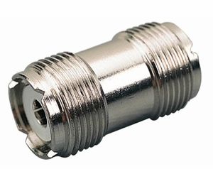 Sea-Dog Double Male UHF Connector (329950-1)