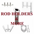 Rod Holders, Filet Tables & Storage
