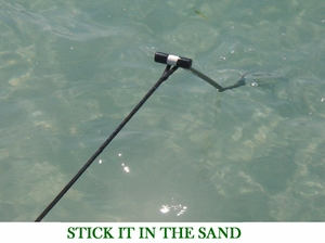 7 Foot Stick It Anchor Pin System