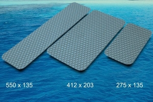 Treadmaster Marine Grip Pads -Blue