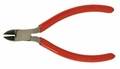 "Xcelite  4"" Diagonal Pliers with Red Cushion Grip Handles, Carded"
