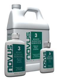 Novus Heavy Scratch Remover (#3) 8oz. Mfg# 7080