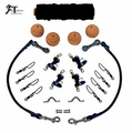 Tigress Ultimate Rigging Kit W/ Black Nylon Braid Mfg# 88605