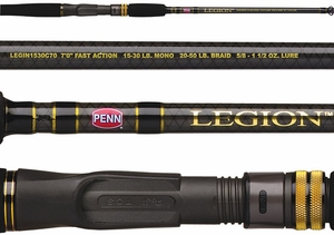 Penn Legion Conventional Rod