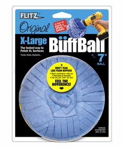 Flitz Buff n' Wax Ball (7IN)