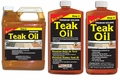Star Brite Premium Golden Teak Oil Step 3