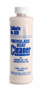 Collinite Fiberglass Boat Cleaner