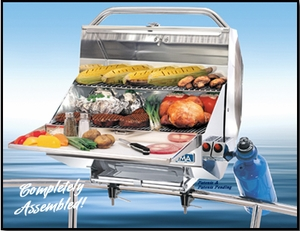 "Magma ""Catalina2"" Infrared, Gourmet Series Gas Grill Mfg# A10-1218-2GS"