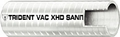 Trident Vac X.H.D Sanitation Hoses -White Mfg# 148