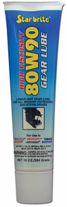 Star Brite High Viscosity Lower Unit Gear Lube 80w 90w 10oz.. Mfg# 27010