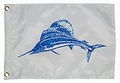 "12"" x 18"" Sailfish Capture Flag"