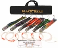BB Blue Marlin Rigged Pack 50-80 lb Tackle