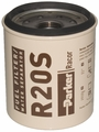 Racor Diesel Spin on Replacement Filter, 2 Micron (MFG#R20S)