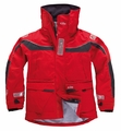 OS11 Offshore Jacket: Red - Yellow
