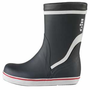 Gill Short Boots Navy 901-Size