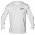 G Loomis Technical LS Vented Tee -White